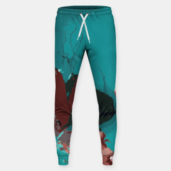 Underwater clouds Sweatpants thumbnail image