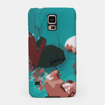 Thumbnail image of Underwater clouds Samsung Case, Live Heroes