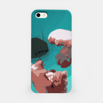 Underwater clouds iPhone Case thumbnail image