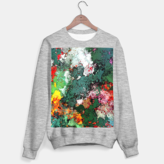 Breaking through rocks Sweater regular thumbnail image