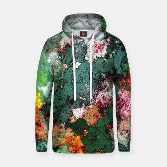 Thumbnail image of Breaking through rocks Hoodie, Live Heroes