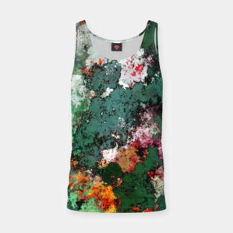 Miniatur Breaking through rocks Tank Top, Live Heroes