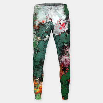 Breaking through rocks Sweatpants thumbnail image
