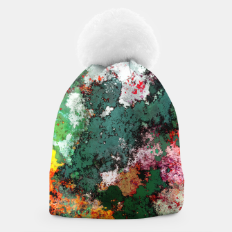 Miniatur Breaking through rocks Beanie, Live Heroes
