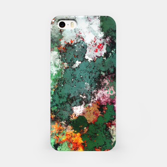 Thumbnail image of Breaking through rocks iPhone Case, Live Heroes