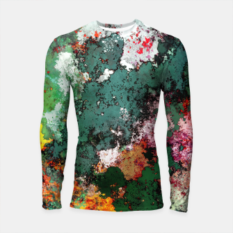 Thumbnail image of Breaking through rocks Longsleeve rashguard , Live Heroes