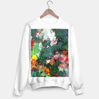 Thumbnail image of Breaking through rocks Sweater regular, Live Heroes