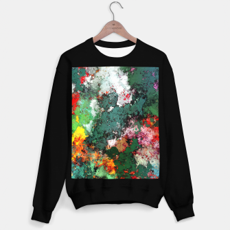 Miniatur Breaking through rocks Sweater regular, Live Heroes