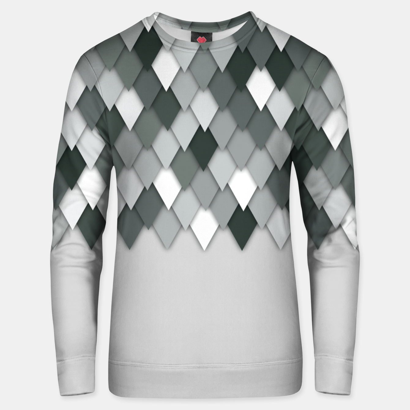 Image of flipflaps  Unisex sweater - Live Heroes