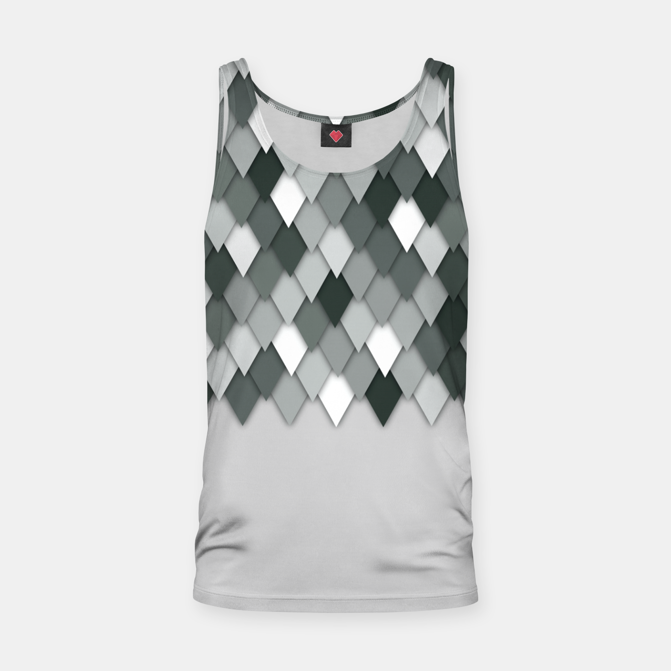 Image of flipflaps  Tank Top - Live Heroes