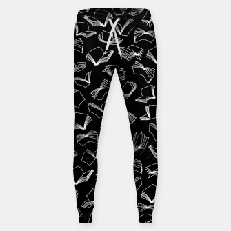 Thumbnail image of Bookaholic Dreams Sweatpants, Live Heroes