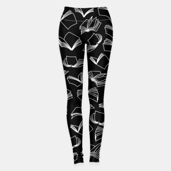 Miniatur Bookaholic Dreams Leggings, Live Heroes