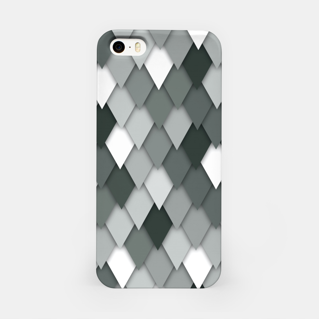 Image of flipflaps  iPhone Case - Live Heroes