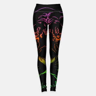 Thumbnail image of  Lioness Leggings, Live Heroes
