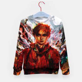 Thumbnail image of akira Kid's sweater, Live Heroes