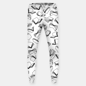 Thumbnail image of Bookaholic Dreams II Sweatpants, Live Heroes