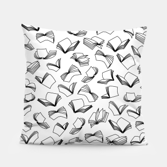 Thumbnail image of Bookaholic Dreams II Pillow, Live Heroes
