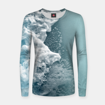 Miniature de image de Ocean Beauty #2 #wall #decor #art  Frauen sweatshirt, Live Heroes