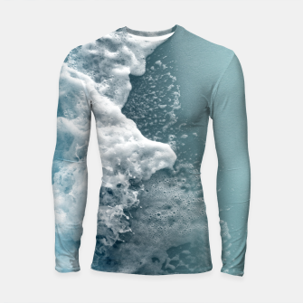 Miniature de image de Ocean Beauty #2 #wall #decor #art  Longsleeve rashguard, Live Heroes