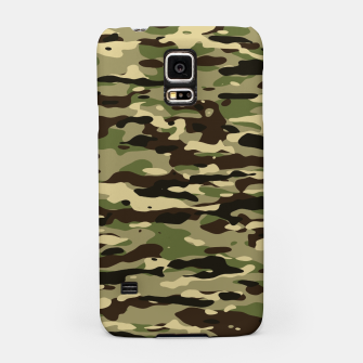 Thumbnail image of Camouflage Pattern Handyhülle für Samsung, Live Heroes