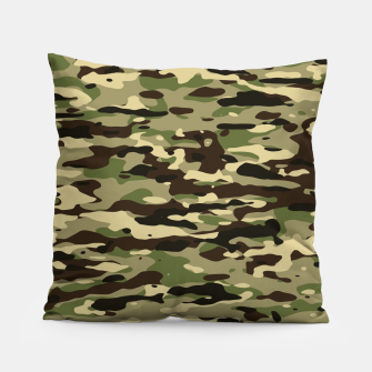 Thumbnail image of Camouflage Pattern Kissen, Live Heroes