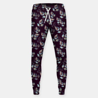 Thumbnail image of Pattern of leaves Sweatpants, Live Heroes