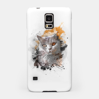 Thumbnail image of cat art #cat #kitty Obudowa na Samsunga, Live Heroes