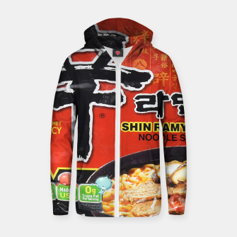 Miniaturka HOT AND SPICY Zip up hoodie, Live Heroes
