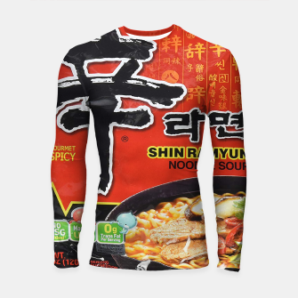 Miniaturka HOT AND SPICY Longsleeve rashguard , Live Heroes