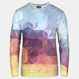 Abstract Geometric Background LII Unisex sweater imagen en miniatura