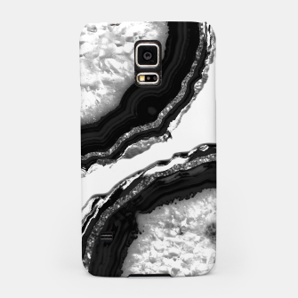 Thumbnail image of Agate Glitter Glam #5 #gem #decor #art  Handyhülle für Samsung, Live Heroes