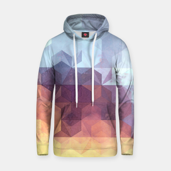 Abstract Geometric Background LII Hoodie imagen en miniatura