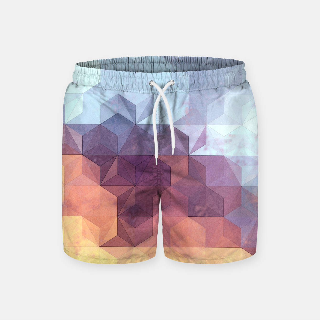 Imagen de Abstract Geometric Background LII Swim Shorts - Live Heroes