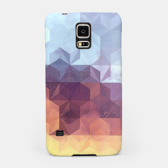 Abstract Geometric Background LII Samsung Case imagen en miniatura