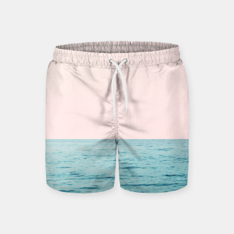 Thumbnail image of Blissful Ocean #1 #wall #decor #art  Badeshorts, Live Heroes