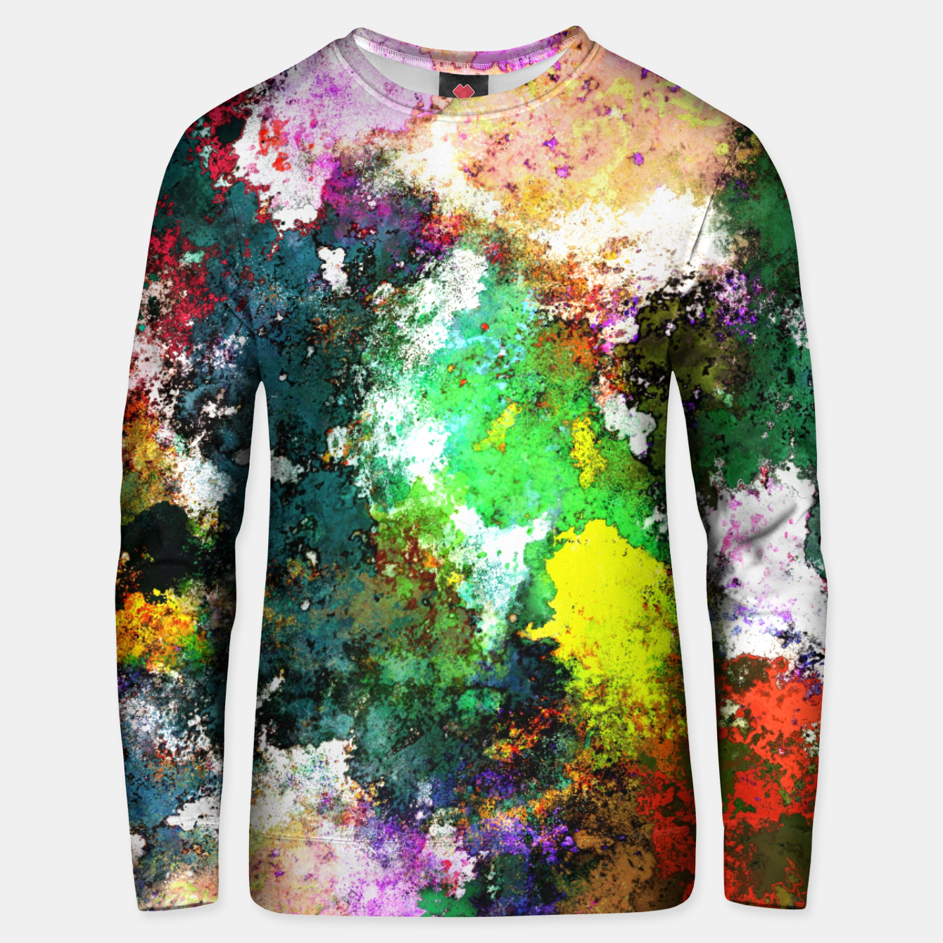 Image of Tumbling down Unisex sweater - Live Heroes