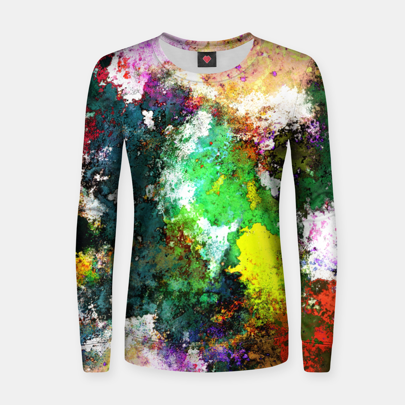Image of Tumbling down Women sweater - Live Heroes