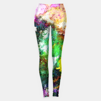 Miniatur Tumbling down Leggings, Live Heroes