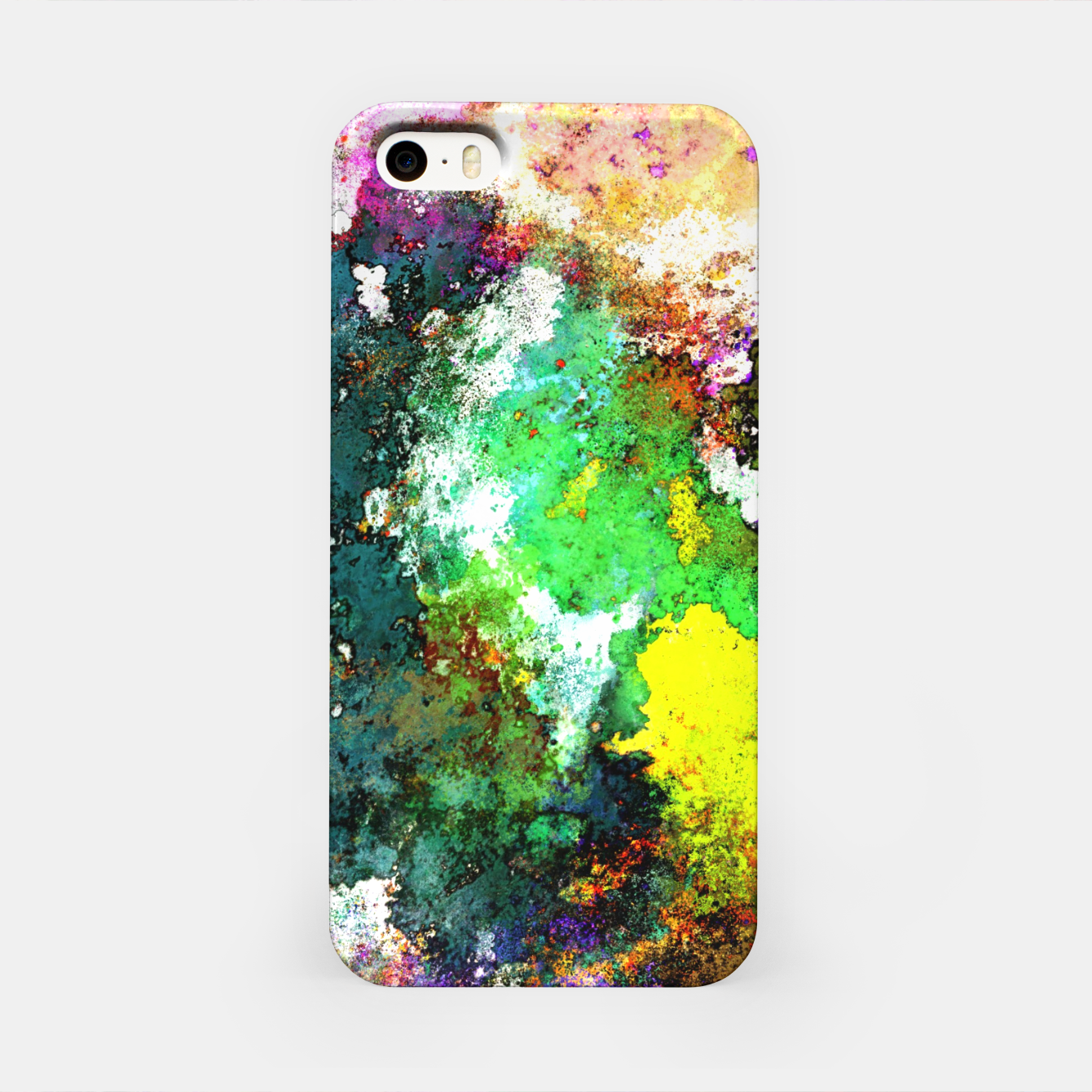 Image of Tumbling down iPhone Case - Live Heroes