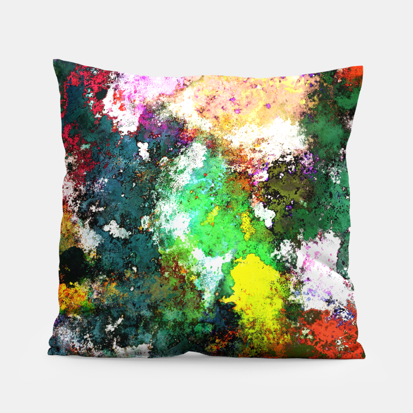 Image of Tumbling down Pillow - Live Heroes
