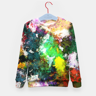 Miniatur Tumbling down Kid's sweater, Live Heroes