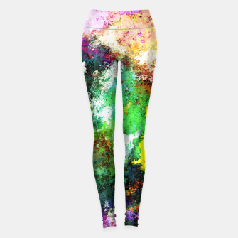 Miniature de image de Tumbling down Leggings, Live Heroes