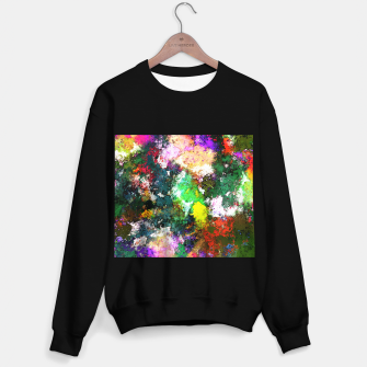 Thumbnail image of Tumbling down Sweater regular, Live Heroes