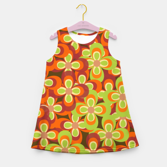 Thumbnail image of zappwaits Girl's summer dress, Live Heroes