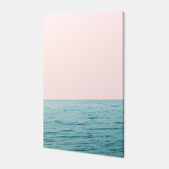 Thumbnail image of Blissful Ocean #1 #wall #decor #art  Canvas, Live Heroes