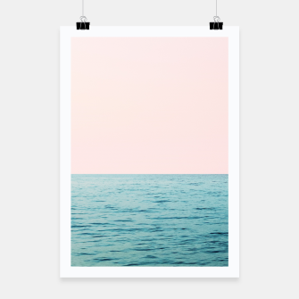 Thumbnail image of Blissful Ocean #1 #wall #decor #art  Plakat, Live Heroes