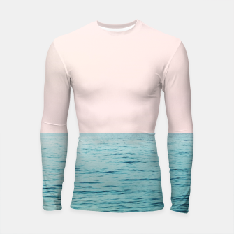 Thumbnail image of Blissful Ocean #1 #wall #decor #art  Longsleeve rashguard, Live Heroes