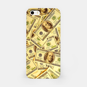 Thumbnail image of Franklin Hundred Dollar Bills iPhone Case, Live Heroes