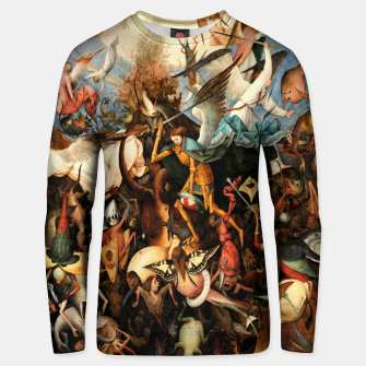Miniatur The Fall of the Rebel Angels Unisex sweater, Live Heroes