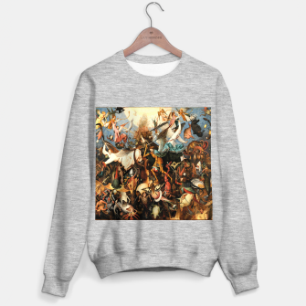 Miniatur The Fall of the Rebel Angels Sweater regular, Live Heroes